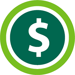 dollar-sign-money-edison-green-icon icon