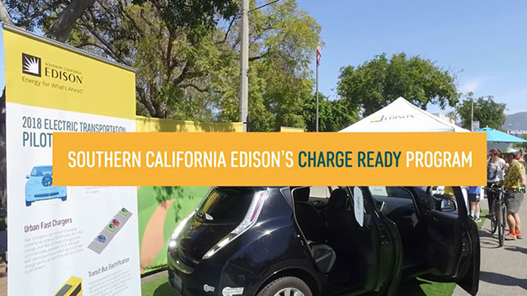 Southern California Electric >> Charge Ready A Plan For California Edison International